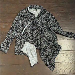 Bobeau signature sweater cardigan